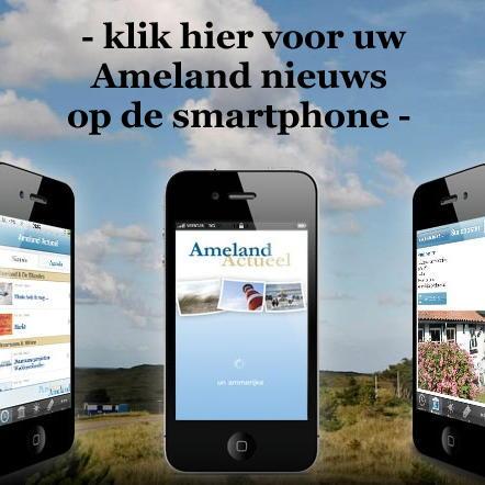 Smartphone Ameland Actueel