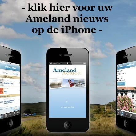 app Ameland Actueel