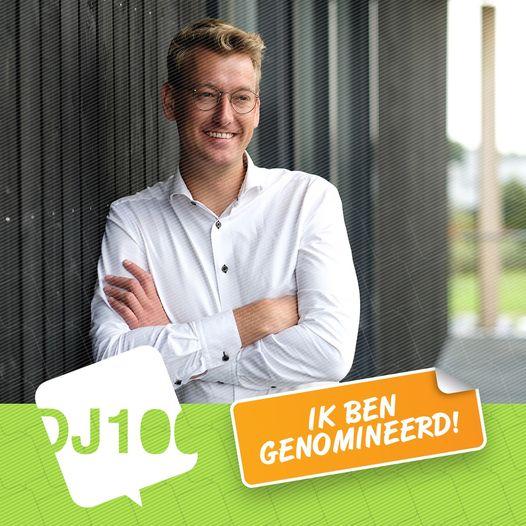 Stem op Andries Metz