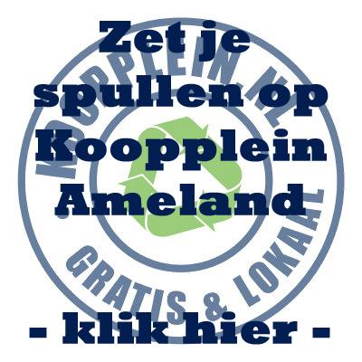Koopplein Ameland