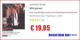 Wild Geraas, het boek