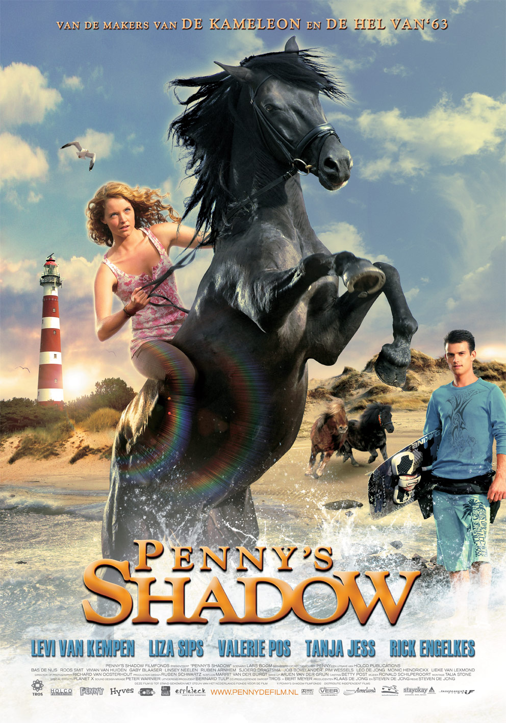 Ameland Premiere Penny S Shadow Persbureau Ameland