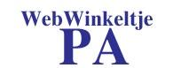 WebWinkeltje PA