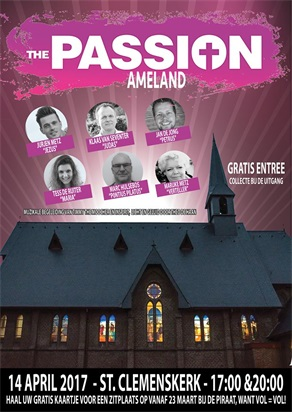 The Passion op Ameland